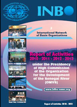 INBO - Report of activities - 2010-2013