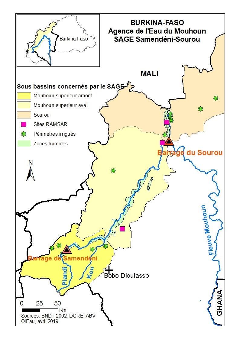 Bassin du Mouhoun